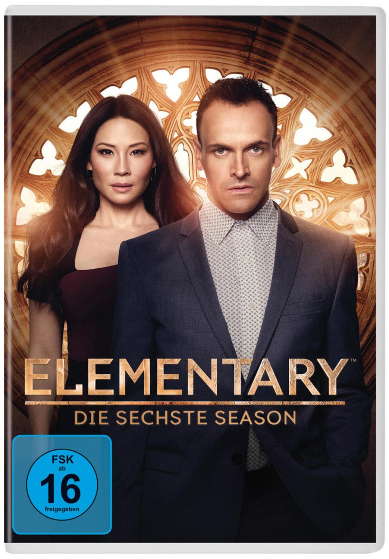 Elementary-Season 6 [DVD]