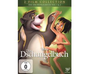 Das Dschungelbuch 1 & 2 [DVD]
