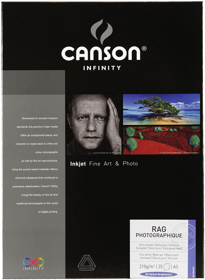 Image of Canson Rag Photographique (C206211027)