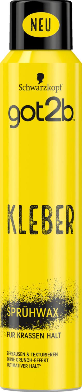 Schwarzkopf Got2b Kleber Sprühwax (200 ml)