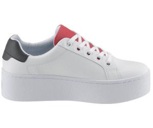 online abwechslungsreiche neueste Designs schnelle Farbe Tommy Hilfiger Plateau Sneaker (EN0EN00556) white ab 69,93 ...