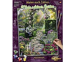 Schipper Malen Nach Zahlen Mein Schöner Garten 40 X 50 Cm Ab 2639