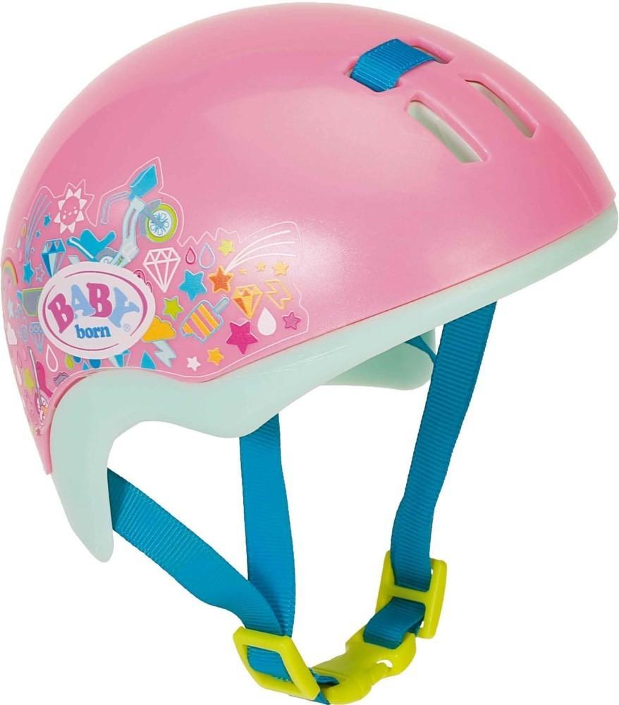 BABY born 827215 Play&Fun Fahrradhelm