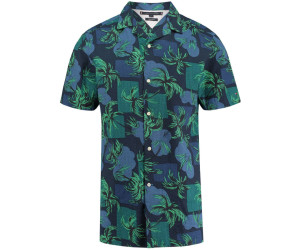 53f206e5 Buy Tommy Hilfiger Tropical Palm Short Sleeve Shirt (MW0MW09945 ...