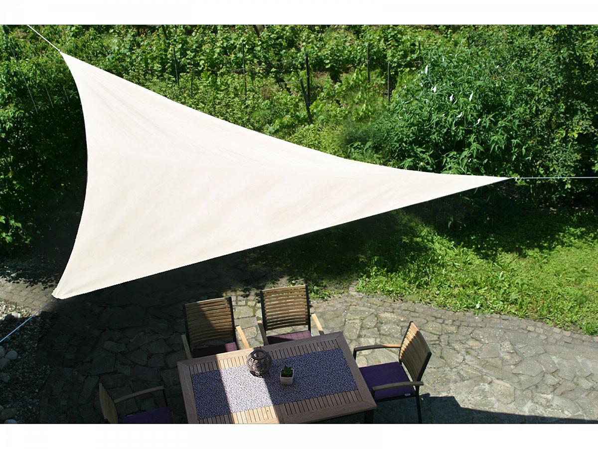 GO-DE Dreieckig 5 x 5 x 5 m Dessin 1012