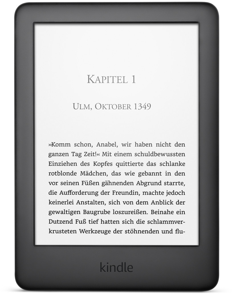 Image of Kindle 2019 Black