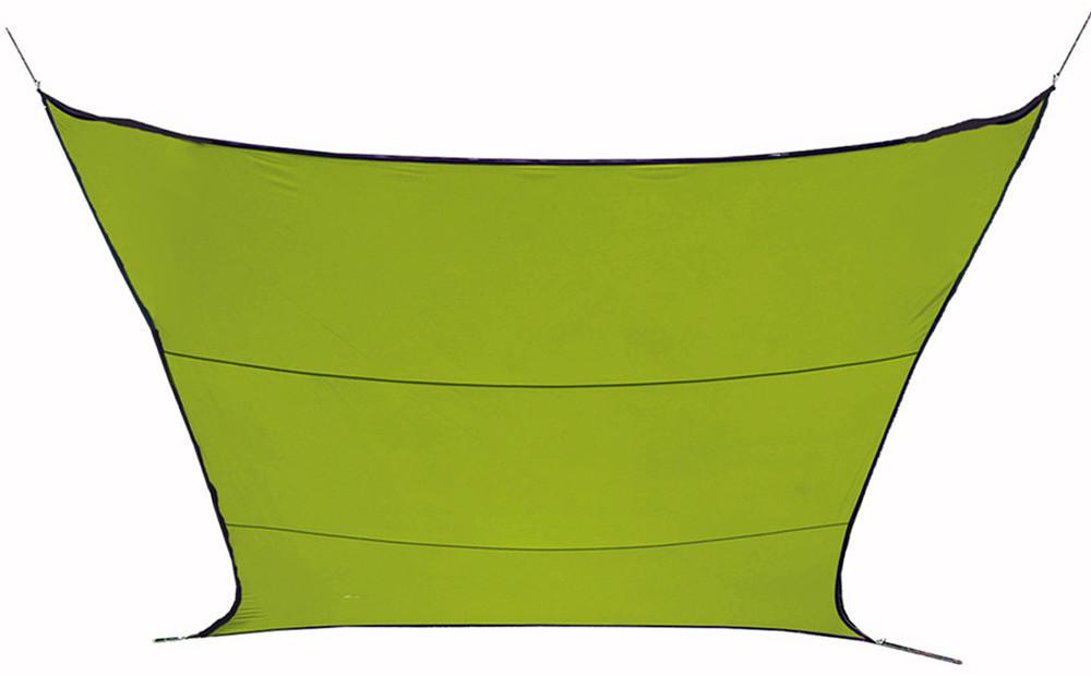 Perel Rechteckig 3 x 2 m grün