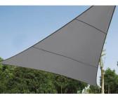 500 x 500 x 500 cm Lime Grün Wasserabweisend Sonnensegel Regenschutz PEREL