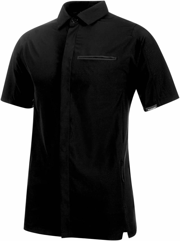 Mammut Crashiano Short Sleeve Shirt