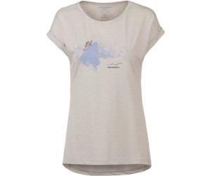 size 40 f7659 36a9c Mammut Mountain T-Shirt Women bright white melange prt1 ab ...