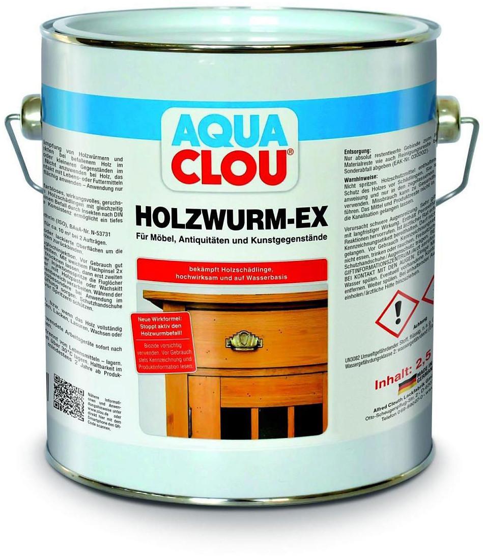 CLOU Holzwurm-Ex 2,5 l