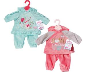 Zapf Baby Annabell® Baby-Anzüge sortiert Babypuppen & Zubehör
