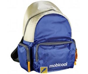 MobiCool Kühltasche Sail 17 BP Backpack Kühlrucksack grau rot blau gelb
