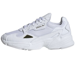 2018 sneakers no sale tax well known Buy Adidas Falcon Women ftwr white/ftwr white/gold met. from ...
