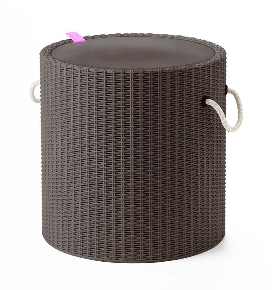 Image of Keter Cool Stool Taupe