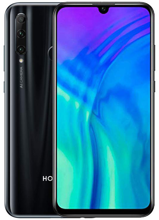 Image of Honor 20 Lite Midnight Black