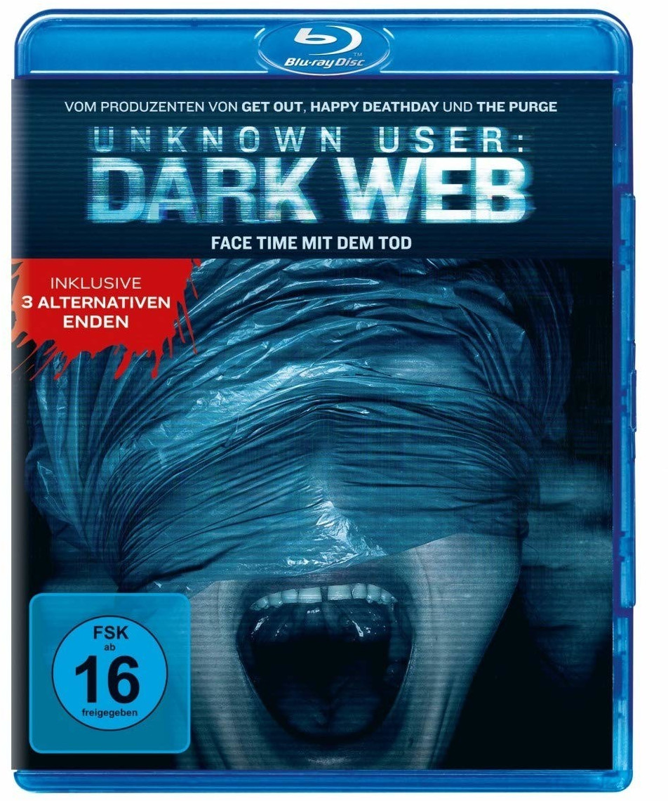 Unknown User - Dark Web [Blu-ray]