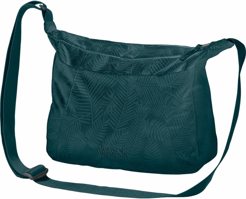 Jack Wolfskin Valparaiso Bag leaf teal green