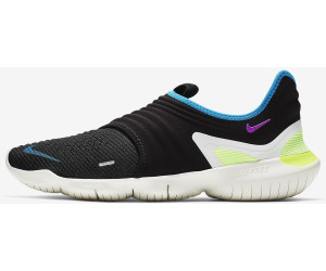 Nike Free RN Flyknit 3.0 blacklaserorangehyper violet ab