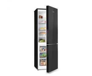 Kühlschrank In Schwarz : Klarstein luminance frost kühlschrank schwarz l ab