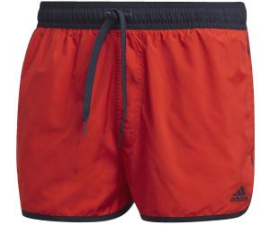 Adidas 3 Streifen Allover Print Badeshorts ab 21,16
