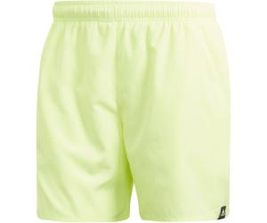 Adidas Solid Badeshorts hi res yellow (DQ3025) ab € 17,44