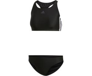 adidas Performance Bustier Bikini schwarz 36