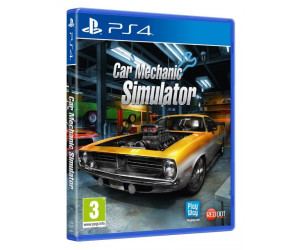 Buy Car Mechanic Simulator (PS4) from £20 99 – Best Deals on idealo