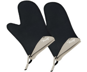 Spring Grips Handschuh kurz grau