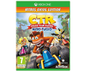 crash team racing oxide edition game