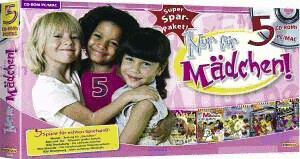 Nur für Mädchen - Das Super Sparpaket (PC/Mac)