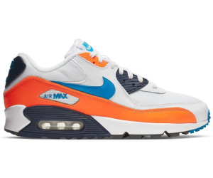 Nike Air Max 90 Essential whitetotal orangemidnight navy