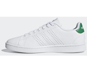 Adidas Advantage ftwr whiteftwr whitegreen ab 44,79