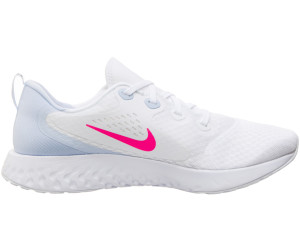 875720524981 Nike Legend React W White Half Blue Black Hyper Pink ab 74