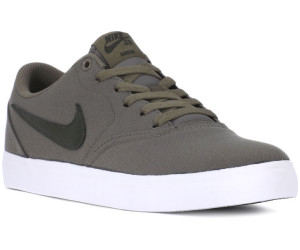 Nike SB Check Solarsoft Canvas medium olivemedium olive