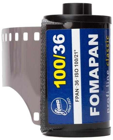 Image of Foma FOMAPAN 100 Classic