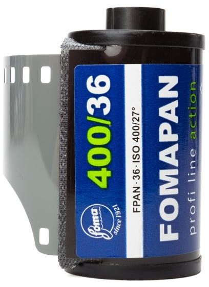 Image of Foma FOMAPAN 400 Action