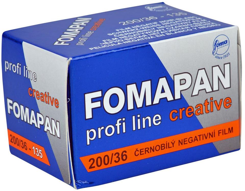 Image of Foma FOMAPAN 200 Creative