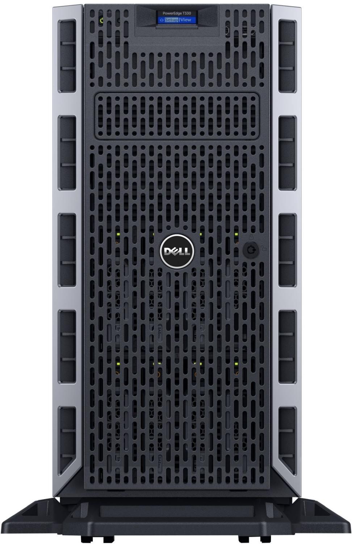 DELL GK6KX PowerEdge T330 servidor 3 GHz Intel® Xeon® E3 v6 E3-1220 v6 Torre ...