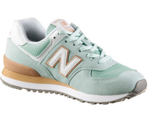 sale retailer 4931d d0a33 New Balance 574 Essentials Women white agave with faded ...