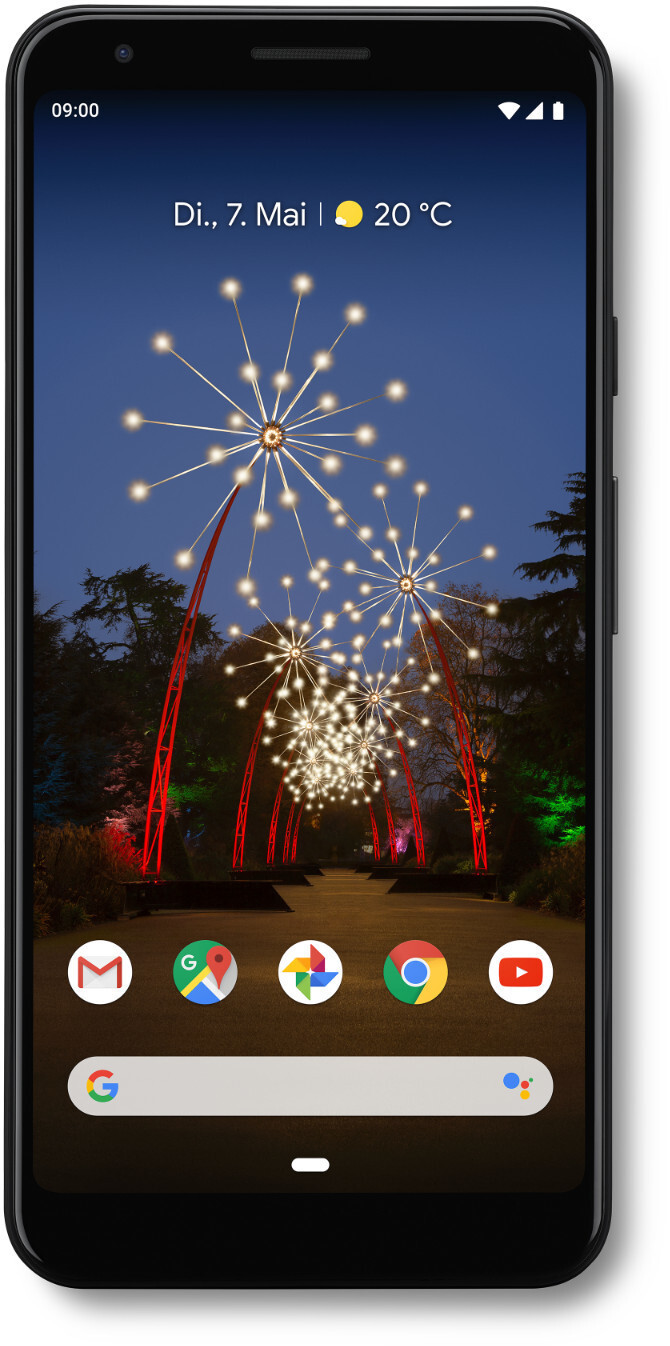 Google Pixel 3a Xl, Smartphone, 64 Gb, Just Black