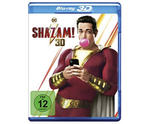 Shazam! (3D) [Blu-ray]