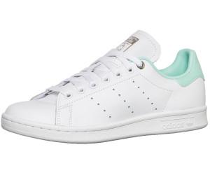 Adidas Stan Smith Women ftwr white/silver met/clear mint ...