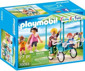 Playmobil Family Fun - Familien-Fahrrad (70093)