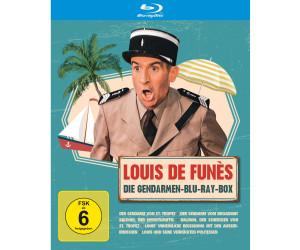 Louis de Funes - Die Gendarmen-Blu-ray-Box [Blu-ray]