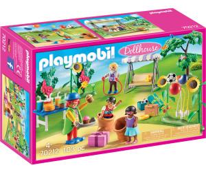Playmobil Dollhouse Kindergeburtstag mit Clown (70212) ab
