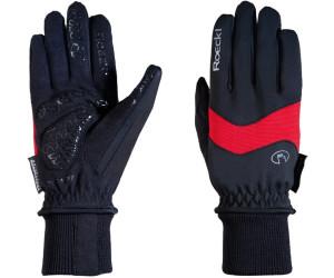 Roeckl Rad Performance Pino in schwarz Fahrrad-Winter-Handschuh