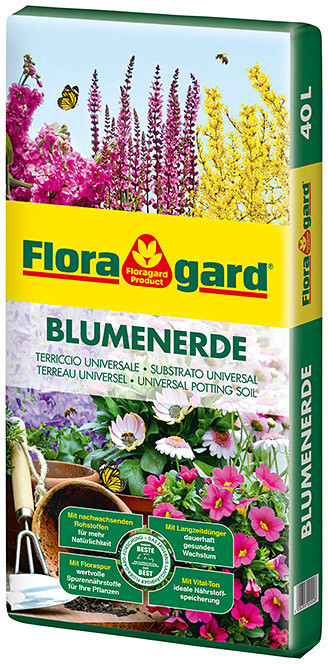 Floragard Blumenerde (40 l)