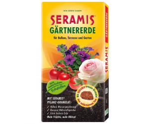 Seramis Gärtnererde 40 Liter