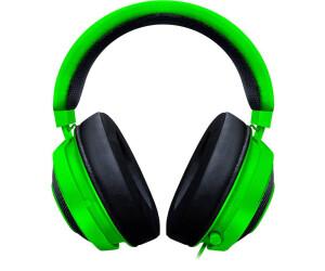 casque gamer vert razer